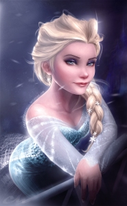 2-elsa_frozen__by_carlo_marcelo
