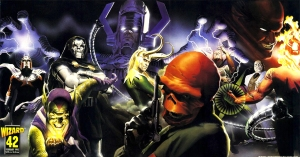 alex ross_villains