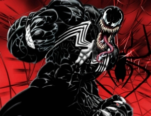 wallpaper venom