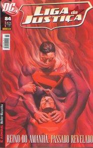 Liga da Justiça #84