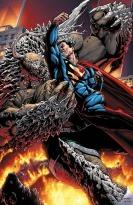 15-superman_vs_doomsday_by_blondthecolorist