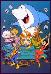 Crédito: Hanna-Barbera/Reprodução. Desenho animado Tutubarão.